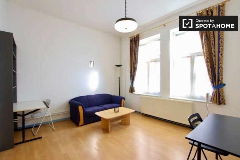 1-bedroom apartment for rent in Etterbeek, Brussels