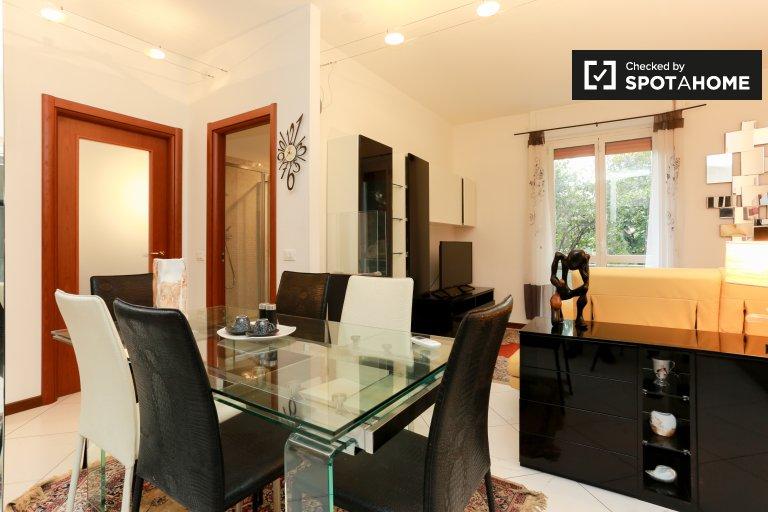 Elegante apartamento de 2 dormitorios en alquiler en Affori, Milán