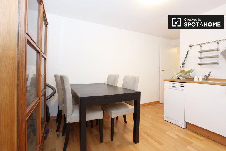 2-bedroom apartment for rent in Dahlem, Berlin
