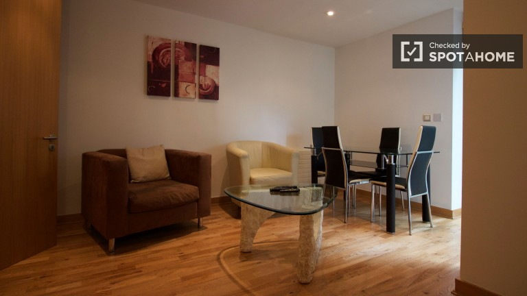 Modern 2 Bedroom Apartment for Rent in North Inner City