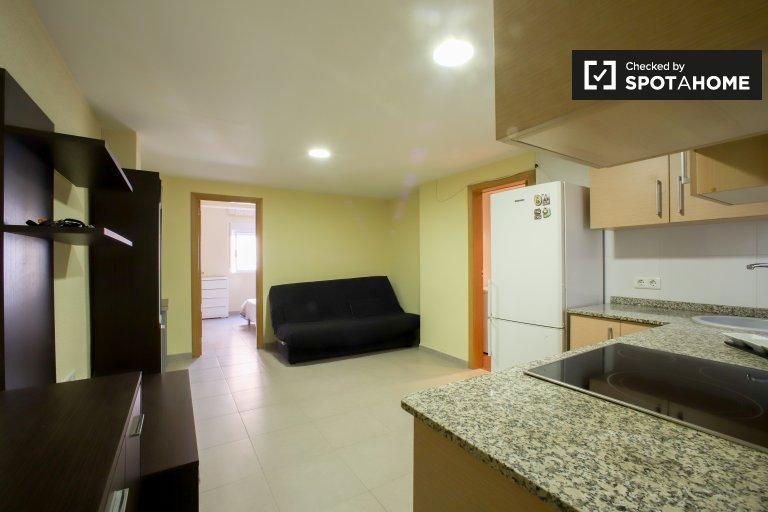 Appartement 1 chambre à louer à Patraix, Valence