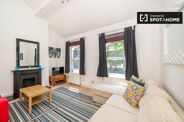 2-Zimmer-WG zu vermieten, Hammersmith & Fulhamam, London