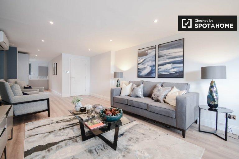 3-pokojowe mieszkanie do wynajęcia w Kensington w Londynie