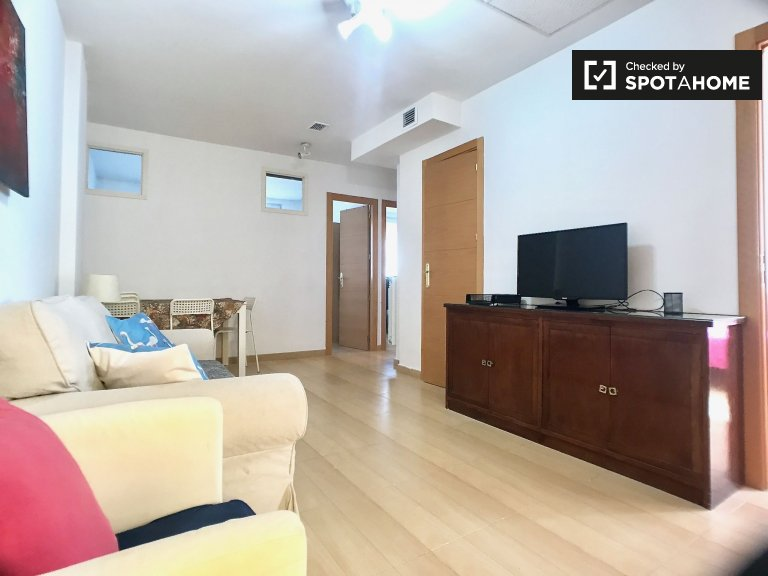 3-bedroom apartment for rent in Guindalera, Madrid
