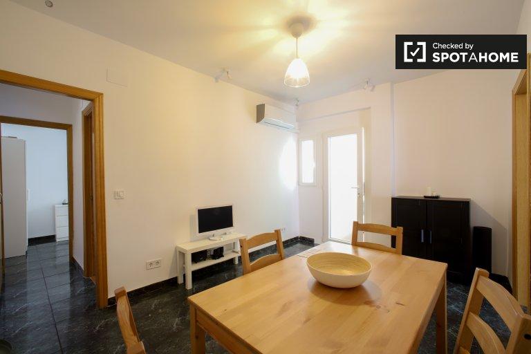 Elegante apartamento de 3 dormitorios en alquiler en Patraix, Valencia