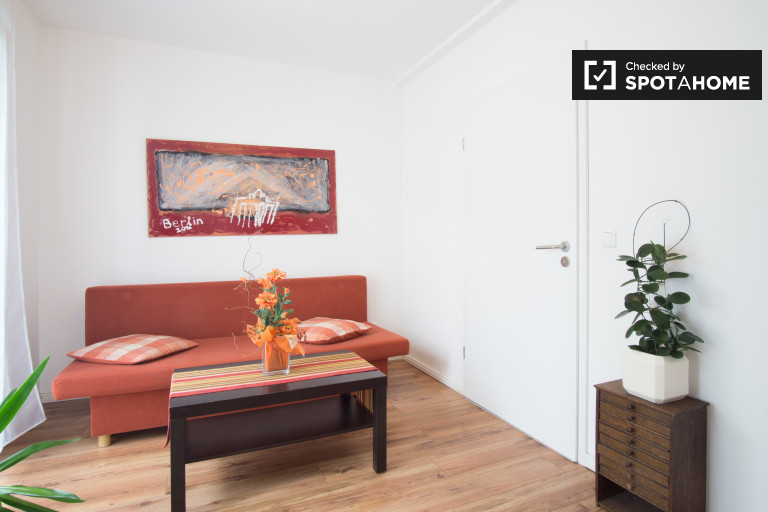 Private room in 3-bedroom apartment in Pankow, Berlin