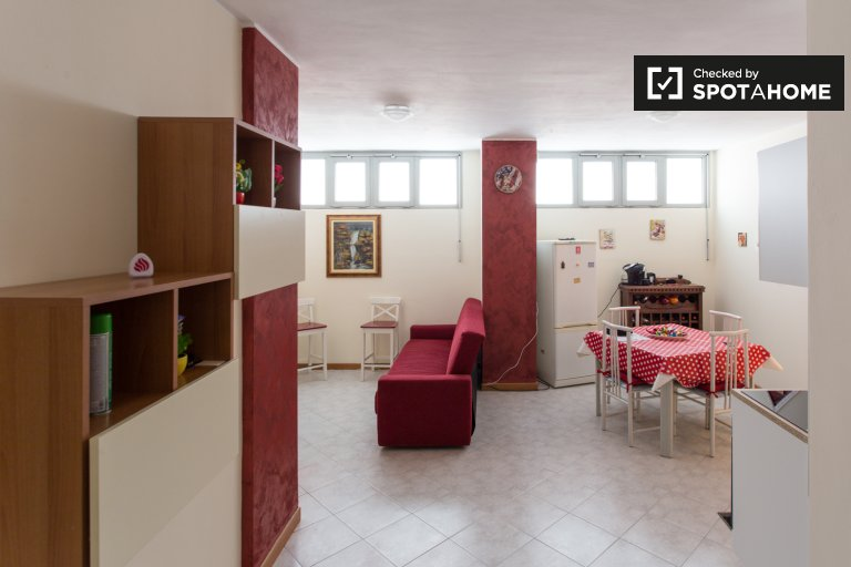 1-bedroom apartment for rent in Vigentino, Milan