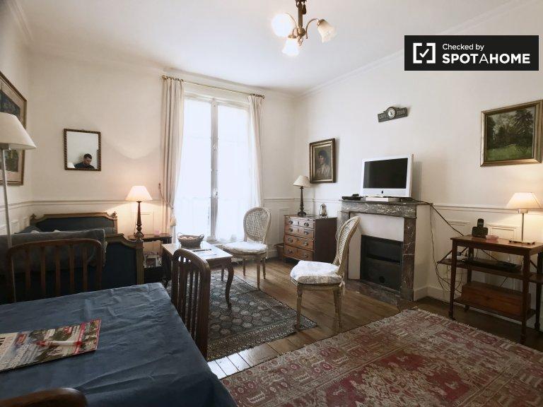 2-pokojowe mieszkanie do wynajęcia w Paryżu 7