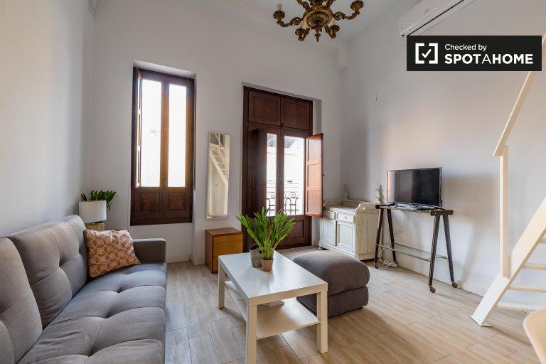 Studio à louer à Poblats Marítims, Valencia