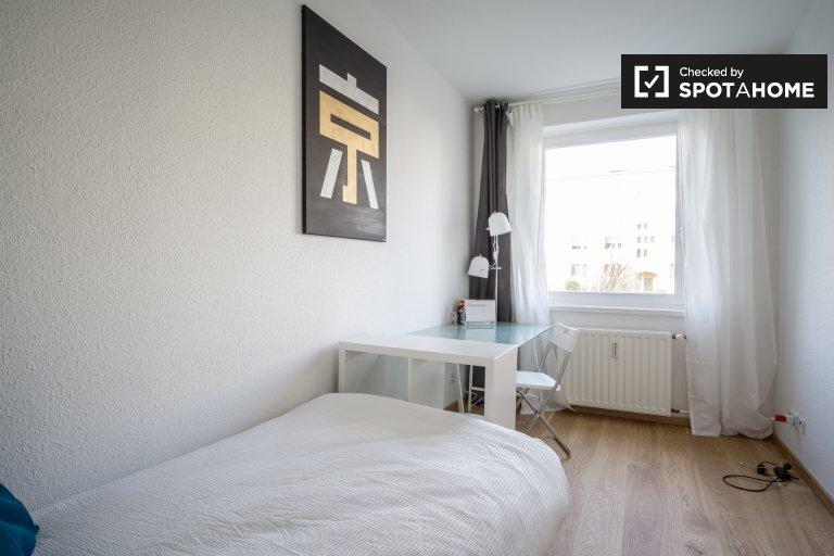 Pokój do wynajęcia, 4-pokojowe mieszkanie, Treptow-Köpenick