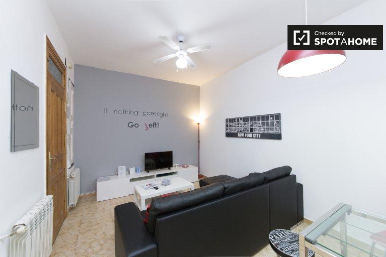 Apartamento de 1 dormitorio en alquiler en La Latina, Madrid