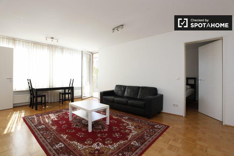 Wspaniały apartament z 1 sypialnią do wynajęcia w Mitte, Berlin