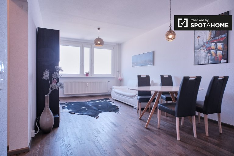 Great apartment with 1 bedroom to rent in Mitte, Berlin
