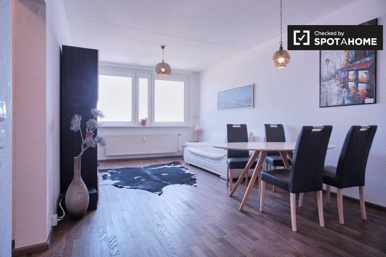 Świetny apartament z 1 sypialnią do wynajęcia w Mitte w Berlinie