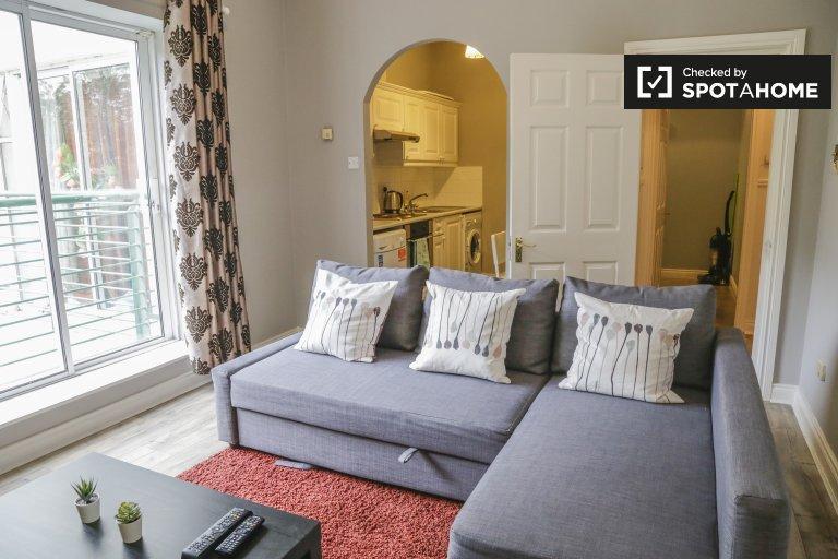1-bedroom apartment for rent in Smithfield, Dublin