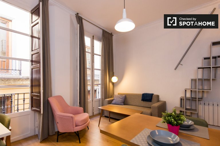 Stylish studio apartment for rent in City Centre