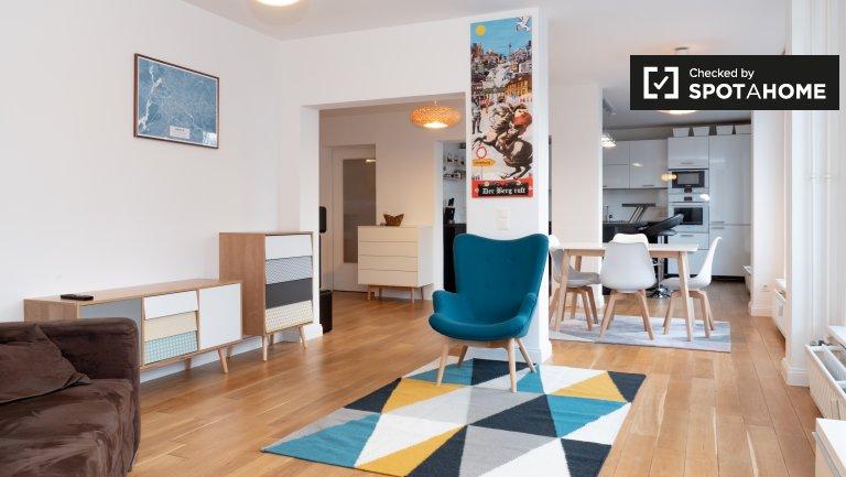 Moderne Wohnung mit 2 Schlafzimmern zu vermieten Kreuzberg, Berlin