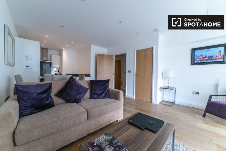 Appartement 1 chambre à louer à Greenwich, Londres