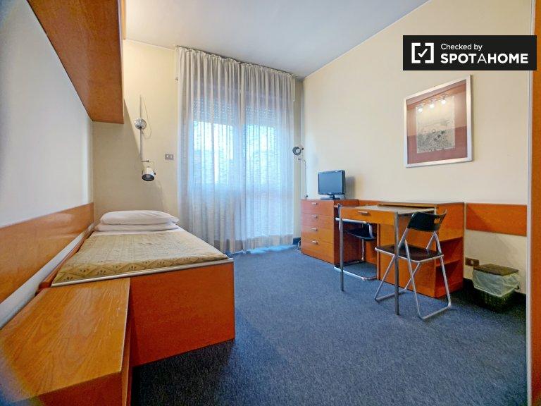 Studio-Apartment zur Miete in Villa San Giovanni, Mailand