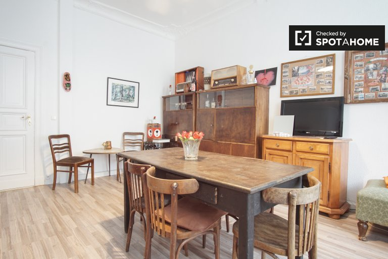 2-bedroom apartment for rent in Pankow