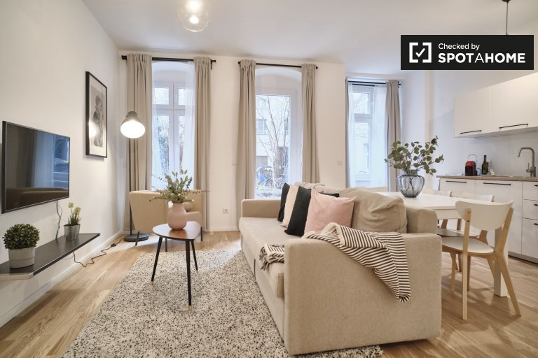 Apartment with 2 bedrooms for rent in Mitte in Berlin
