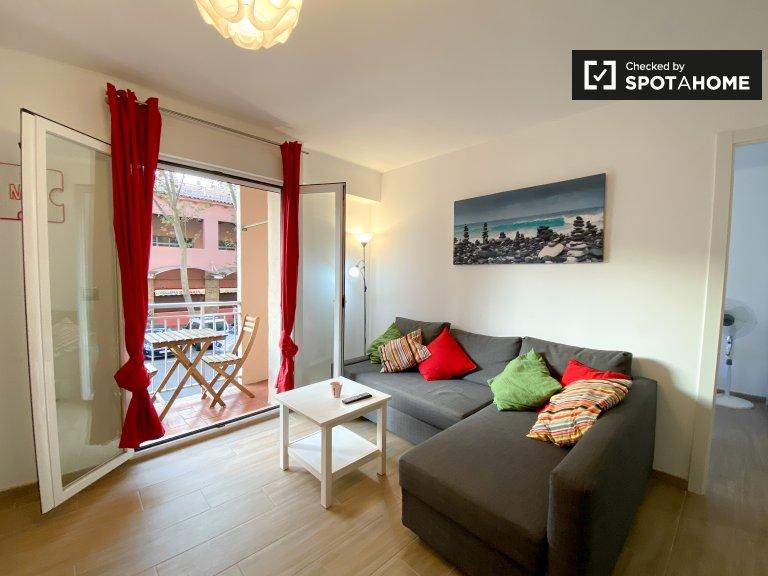 appartement de 3 chambres à louer à Poblats Marítims, Valencia