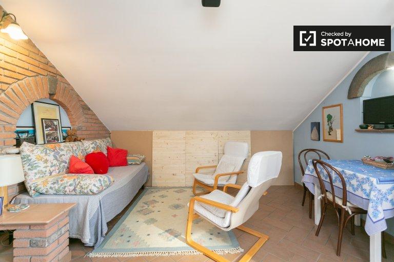 Studio à louer dans maison à Pioltello, Milan