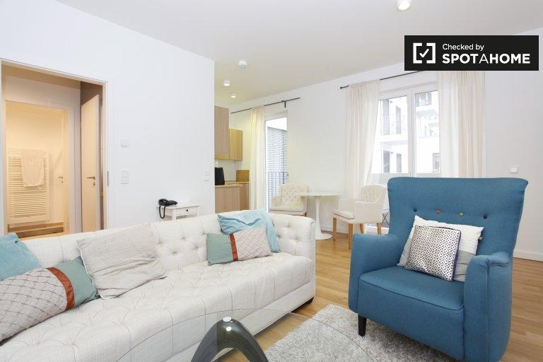 Helle 1-Zimmer-Wohnung zur Miete in Mitte, Berlin