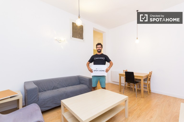 4-bedroom apartment for rent in Malasaña, Madrid