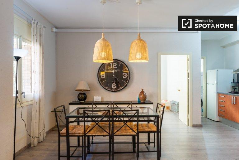 Apartamento de 2 quartos para alugar em Poble-sec, Barcelona