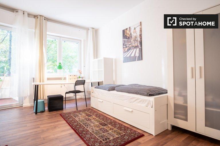 Łóżko do wynajęcia w Tempelhof-Schöneberg, Berlin