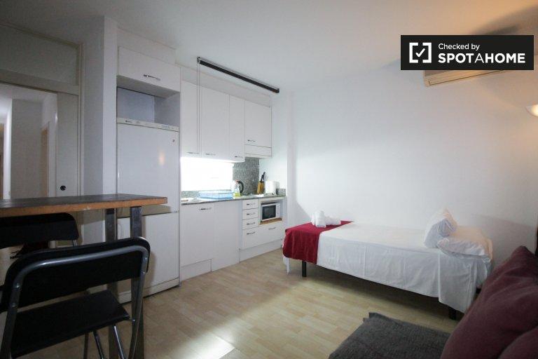 1-bedroom apartment for rent in El Raval, Barcelona