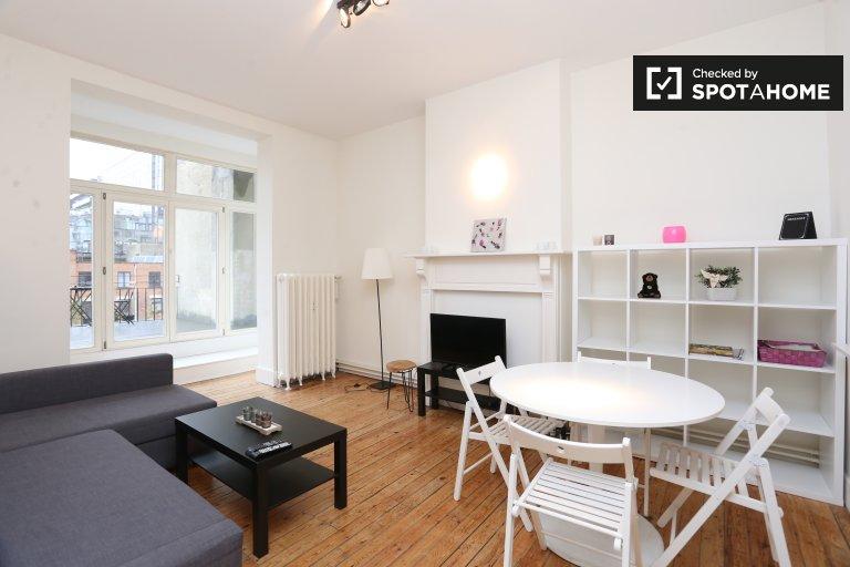 Magnifique appartement 1 chambre à louer à Ixelles, Bruxelles