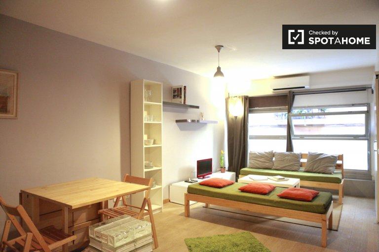 apartamento de 1 dormitorio en alquiler en Eixample Dreta, Barcelona