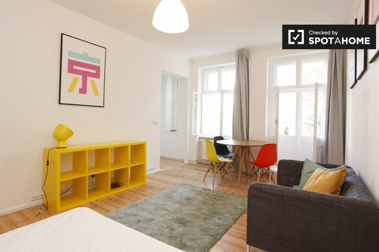 Studio apartment for rent in Prenzlauer Berg, Berlin
