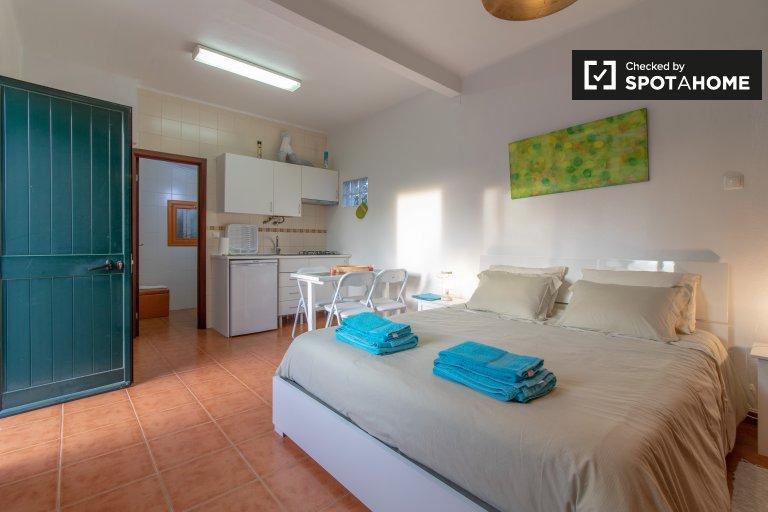Acolhedor apartamento de estúdio para alugar em Alcabideche, Lisboa