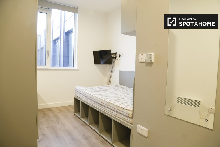 Room for rent in residence hall in North Inner City, Dublin