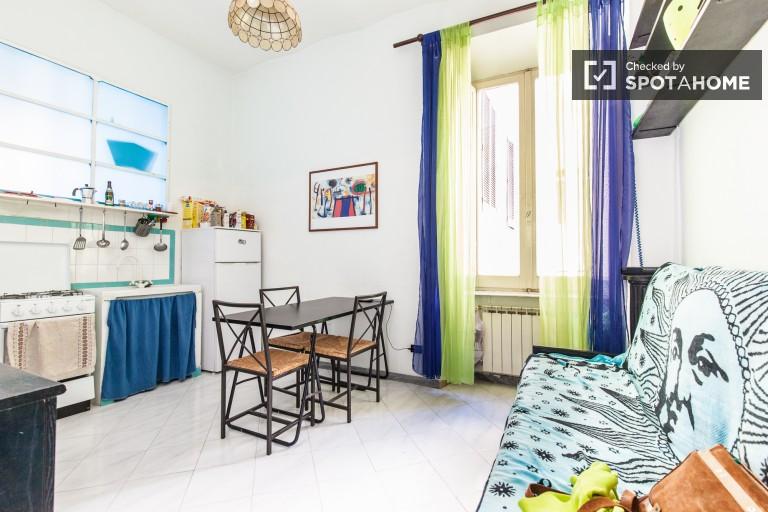 Appartement 1 chambre à louer à Rome centre ville