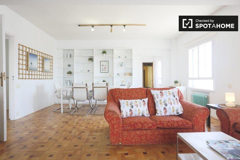 Appartement de 4 chambres à louer à Salamanca, Madrid
