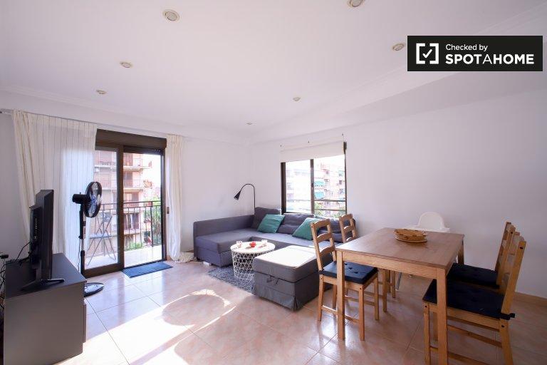 2-pokojowe mieszkanie do wynajęcia w La Saïda, Walencja