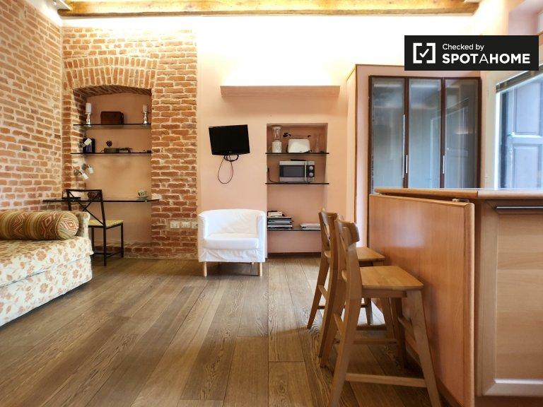 Apartamento loft para alugar em Chinatown, Milão