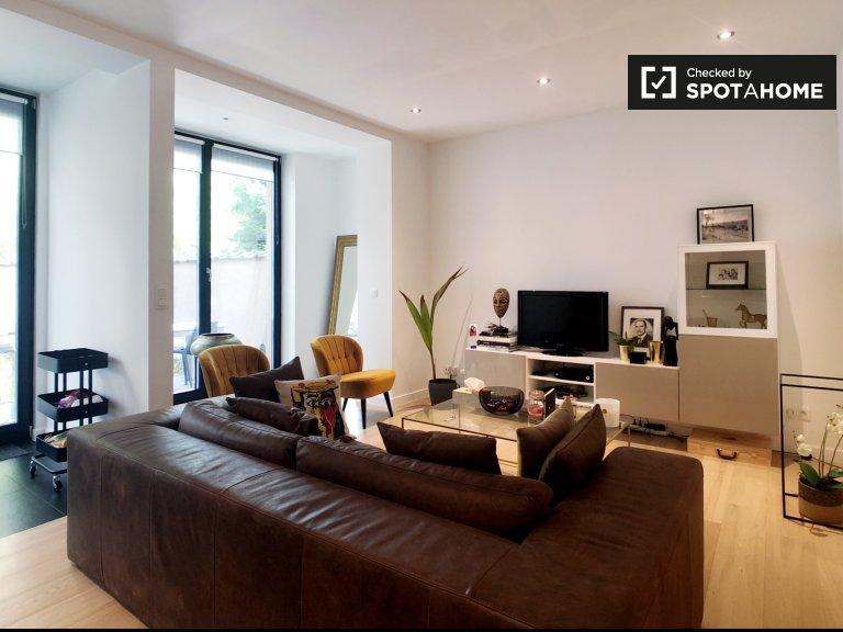 1-Zimmer-Wohnung zur Miete in Plasky, Brüssel