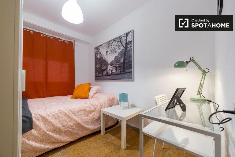 Camera interna in appartamento con 5 camere da letto a L'Eixample