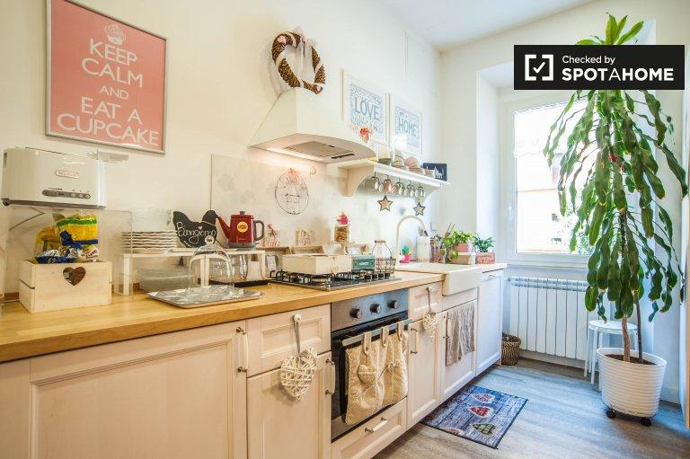 Luxe appartement de 3 chambres à louer à San Pietro, Rome