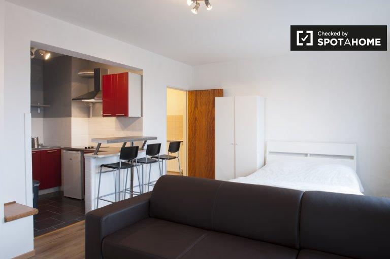 Apartamento para alugar em Schaerbeek, Bruxelas
