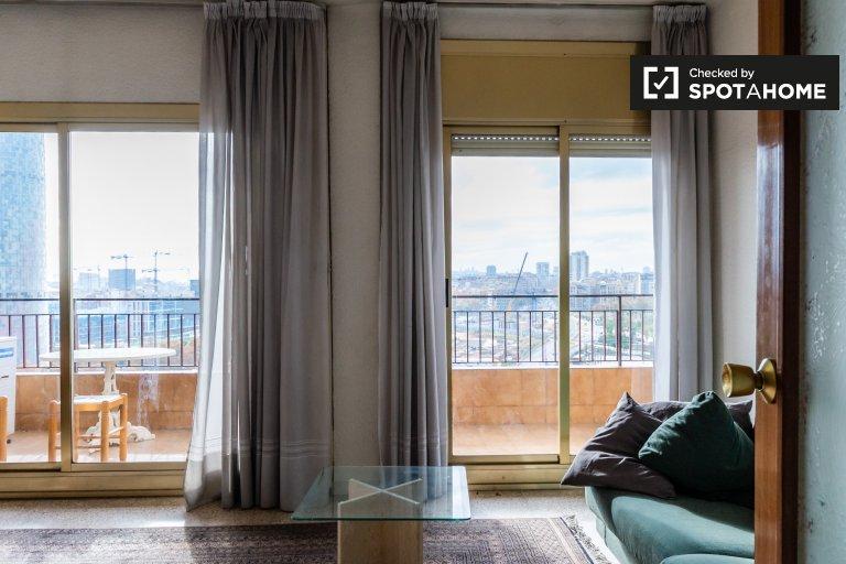 2-Zimmer-Wohnung zur Miete in La Dreta de l'Eixample