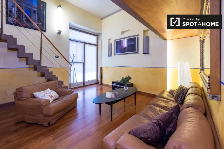 Apartamento de 3 dormitorios reformado en alquiler - Porta Romana, Milán
