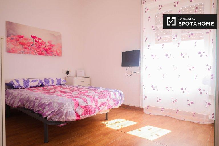 4 odalı daire, Camins al Grau, Valensiya'da aydınlık oda