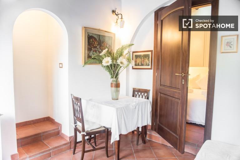 Studio confortable à Mostacciano au sud de Rome