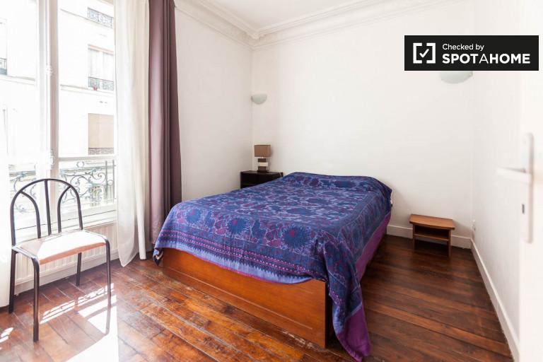 2-pokojowe mieszkanie w 17. dzielnicy Paryża